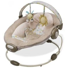 Boppy Bounce in Comfort Bouncer .. cant find these anymore but I wanted one so bad for Kellen! He loved Addy's! @Lindsay Posey