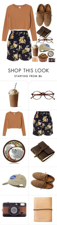 """""""I ain't got the time and if my daddy thinks I'm fine"""" by citylights95 ❤ liked on Polyvore featuring Retrò, Monki, River Island, The Body Shop, Rustico, Ollio, Lomography, women's clothing, women's fashion and women"""