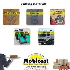 Busy planning to build your dream home in 2014? Mobicast also supplies various building materials that can be purchased at the George factory for delivery in the George area. #build #mobicast