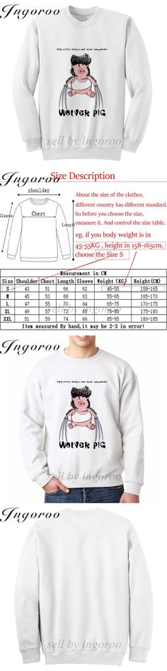 Babaseal Psycho Dairy Farms Wolver Pig In White And Light Colors Punk Hoodie Camouflage Hip Hop Men Clothing Mens Graphic Hoodie
