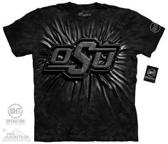Oklahoma State - OSU Oklahoma Logo Inner Spirit Adult Tee - $27.99   Shop where every purchase helps shelter pets! Check more at https://www.teampetsupply.com/product/oklahoma-state-osu-oklahoma-logo-inner-spirit-adult-tee/