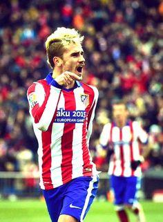 Antoine Griezmann - Atlético de Madrid