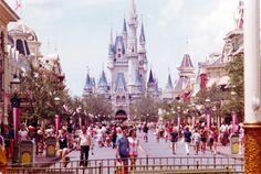 Grand opening of Walt Disney World video
