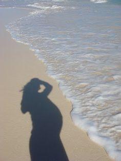 self-portrait, 9 months pregnant