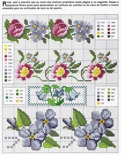 Fotó: [] #<br/> # #Jigsaw #Puzzle,<br/> # #Cross #Stitch #Charts,<br/> # #Embroidery,<br/> # #Stitch #Patterns,<br/> # #Needlework,<br/> # #Stitches,<br/> # #Crosses,<br/> # #Ems,<br/> # #Blue #Flowers<br/>