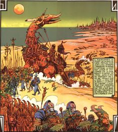 howlingscience:  Philippe Druillet