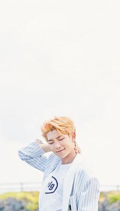 BTS WALLPAPER RM KIMNAMJOON BANGTAN