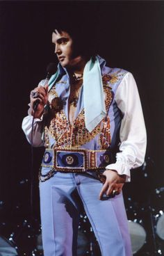 Elvis - 5th JUNE 197