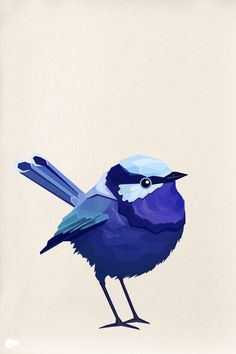 Blue Wren. Check out Morgan's review of Robin Klein's The Listmaker here: http://chaptersandscenes.wordpress.com/2014/03/02/morgan-reviews-the-listmaker/