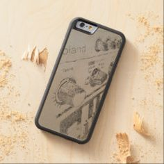 Roland tb 303 carved® maple iPhone 6 bumper