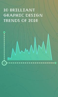 On the Creative Market Blog - 10 Brilliant Graphic Design Trends of 2016