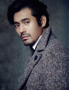 Jung Yoo Mi & Oh Ji Ho for Sure Korea December Photographed by Mok Jung Wook Lee Jung Jin, Lee Jin Wook, Choi Jin Hyuk, Lee Seung Gi, Choi Seung Hyun, Jung Woo, Asian Actors, Korean Actors, Oh Ji Ho