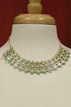 Mint Diva Necklace