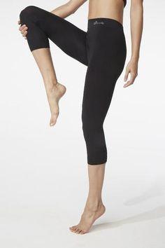 3/4 Leggings - Boody Organic Bamboo Eco Wear