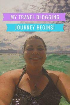 My travel blogging journey begins!