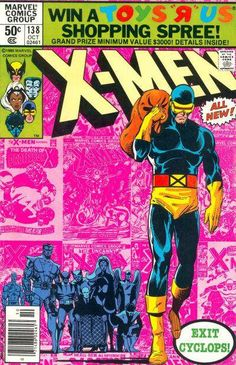 Uncanny X-Men #138
