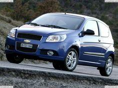 Chevrolet Aveo (2008)