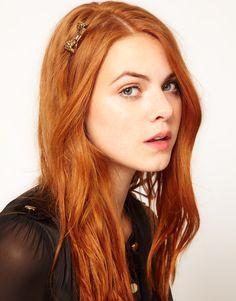 Copper hair love it