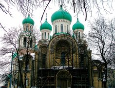 Russian church, Vilnius