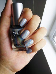 Uñas holograficas // holographic nails