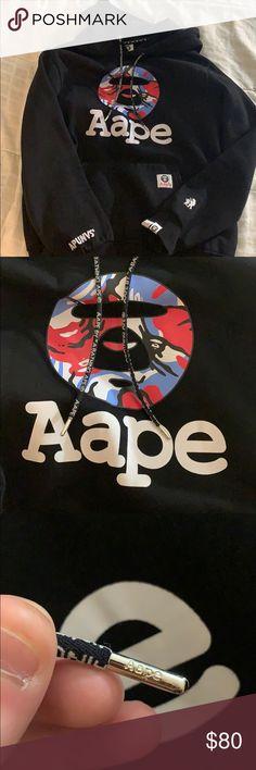 1dd448bc6 Aape by A Bathing Ape hoodie Aape by A Bathing Ape hoodie. Only worn a