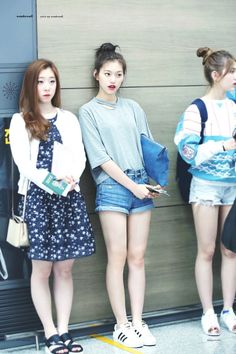 Doyeon and Yeon Jung's dumbfounded face :D