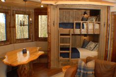 You'll Want to Spend the Night in These 10 Treehouses: Hotels Article by 10Best.com