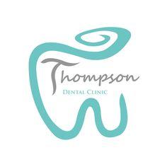 socool.us Logo Design : Thompson Dental Clinic