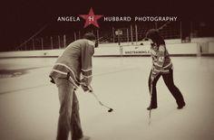 hockey engagement shoot Hockey Engagement Photos, Engagement Couple, Engagement Shoots, Engagement Photography, Wedding Photography, Couples, Engagement Photos, Engagement Pics, Couple