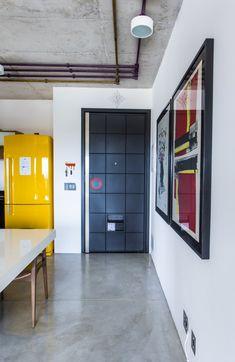 Design Industrial, Industrial Loft, Decor Interior Design, Interior Decorating, Pipe Decor, Art Deco, Home Recipes, Home Decor Inspiration, Open House