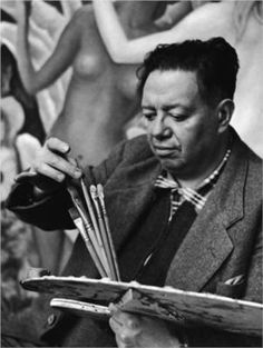 Diego Rivera (1886 – 1957) .