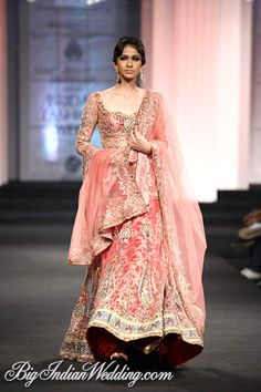 Anjalee & Arjun Kapoor bridal collection