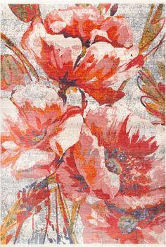 Natalie Floral Fringe
