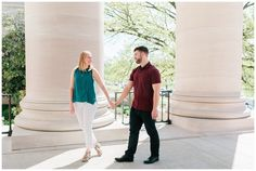 National Gallery of Art engagement | DC Engagement photos | DC Wedding Photographer | Maryland Fine Art Photographer