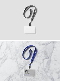 Free ID card holder mock-up Mobile Design Patterns, Free Id, Typography Drawing, Display Mockup, Mockup Templates, Photoshop, Presentation Design, Identity Branding, Corporate Identity