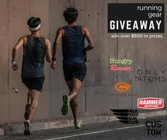 LAST CHANCE!  Enter our Running Gear Giveaway >>   https://bitly. com/NYCgiveaway    via  @hungryrunner @orangemud @hammernutrition @milehighrunclub @onlyatoms @nycustompt  #running #marathon #nycmarathon #tcsmarathon #giveaway