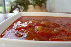 מרק ירקות צבעוני / צילום : ניקי ב