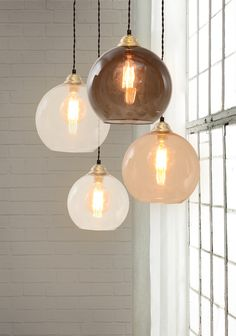 New lamps for summer 2016
