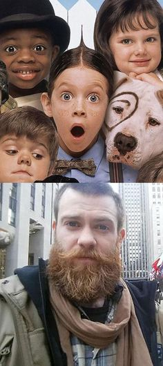 Bug Hall -- also known as Alfalfa from 'The Little Rascals' -- has grown up!