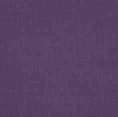 Purple Cotton Upholstery Fabric  Solid Brushed Cotton Fabric