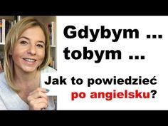 III Conditional - jak się żalić i gdybać po angielsku? 😉 - YouTube Learn English, Cabana, Learning, Youtube, Breakfast Nook, Learning English, Studying, Cabanas, Teaching