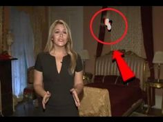 Haunted house s ghost attacks news crew real footage!