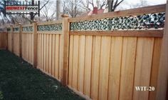 An ivy topped wood privacy fence can be of any style, with the height being exte. An ivy topped wo Privacy Fence Screen, Privacy Fence Designs, Fence Screening, Bamboo Trellis, Trellis Fence, Backyard Plan, Backyard Privacy, Cedar Fence Stain, Fence Height Extension