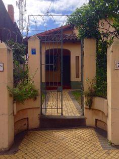 Portal antiguo. Asunción-Paraguay