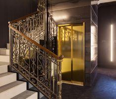 Dettagli interni di Senato Hotel Milano
