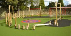 STM Artificial Grass and Trim Trail
