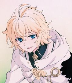 Mikaela Hyakuya (Mika) Owari no Seraph , Seraph of the End #anime
