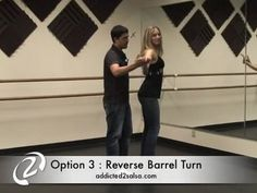 Salsa Dancing : Club Style Hand Moves - YouTube