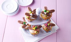 Osterhasen-Muffins Rezept | Dr. Oetker