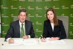 Iberdrola y Cheniere firman un contrato de suministro gas de 4.114 millones. 30/05/14